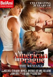 An American In Prague The Remake 1, Bel Ami,  Jack Harrer,m Adam Archuleta, Mick Lovell, Kris Evans